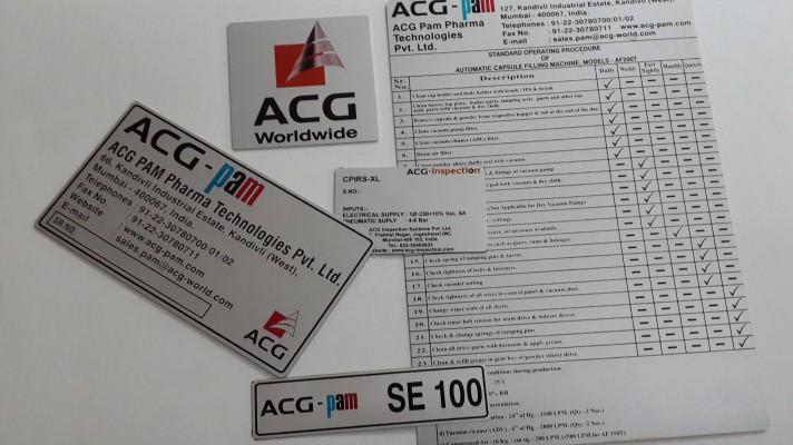 Aluminum Labels - 03