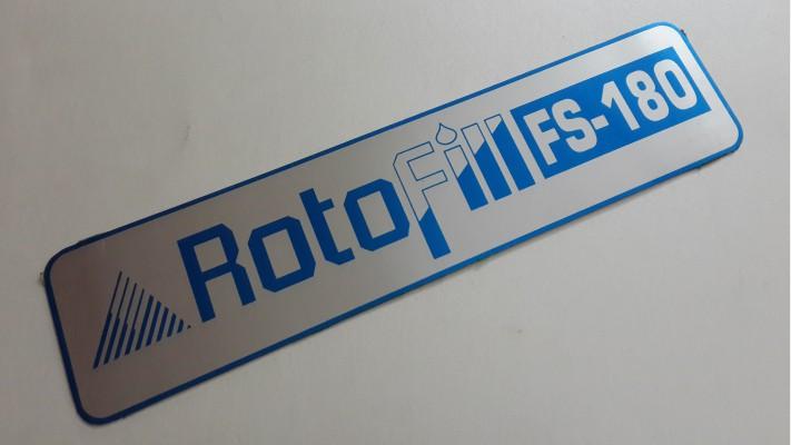 Aluminum Labels - 08
