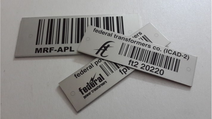 Aluminum Identification Tags - 03