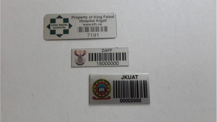 Aluminum Identification Tags - 04