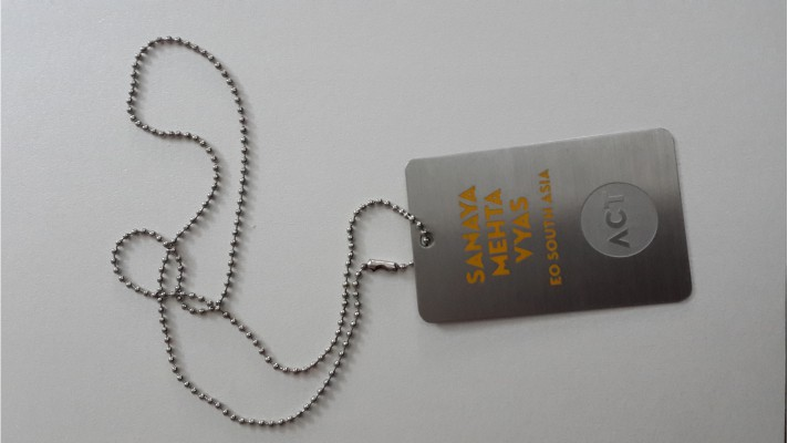 Stainless Steel Dog Tags - 02