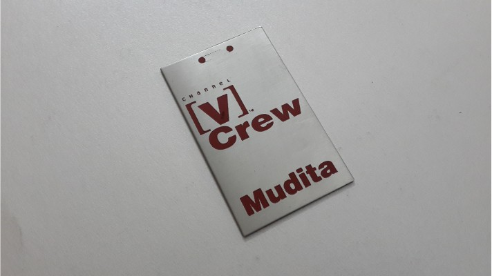 Stainless Steel Labels - 07